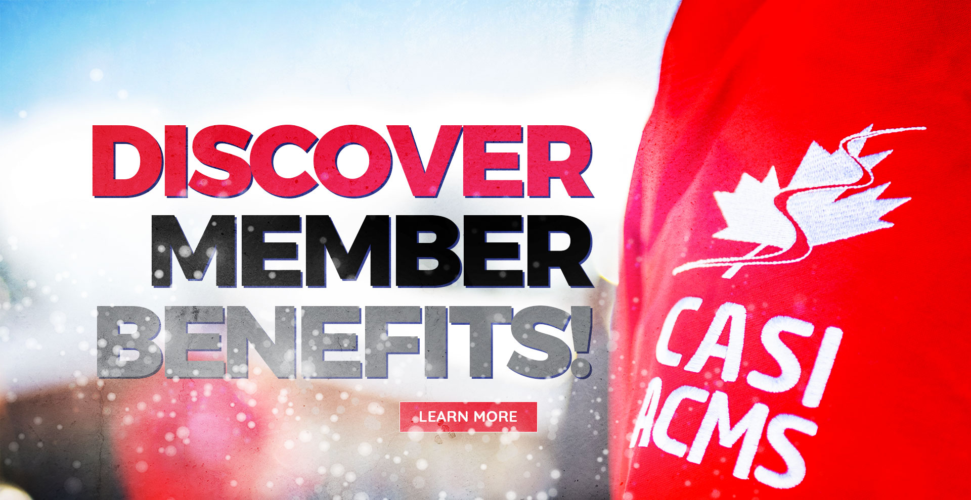 Discover Member Benefits!